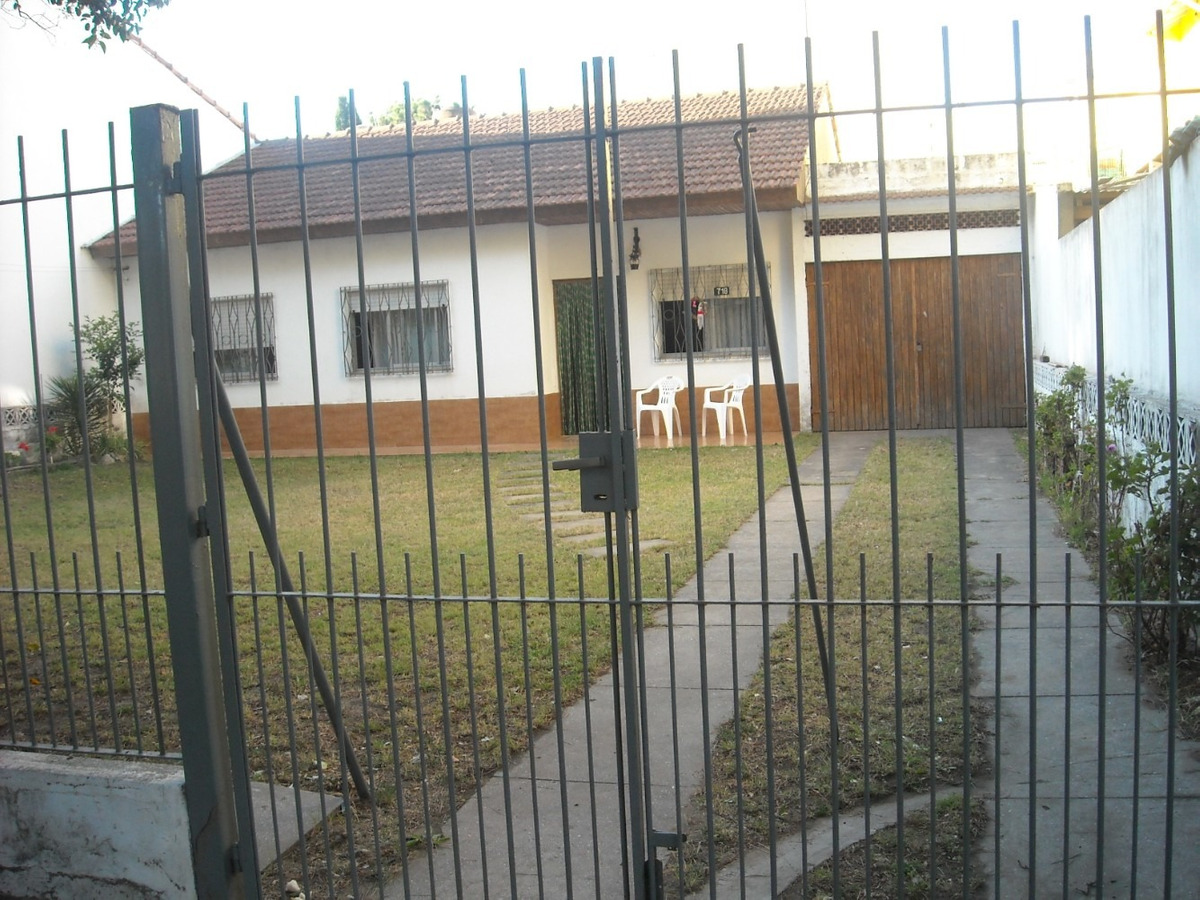casa en san bernardo chalet 3 ambientes - 2 baños - garage
