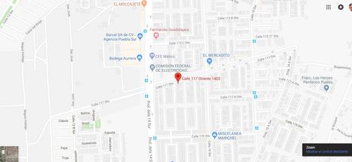 casa en san francisco totimehuacan mx18-ev1718