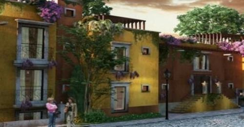 casa en san miguel de allende -roof garden