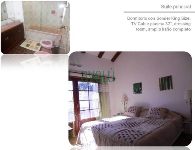 casa en san rafael, 6 dormitorios *- ref: 844