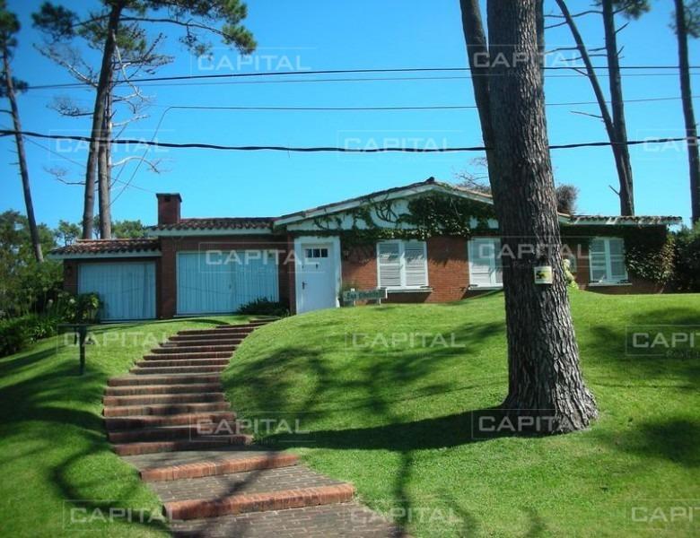 casa en san rafael - punta del este -  4 dormitorios cerca del mar-ref:25036