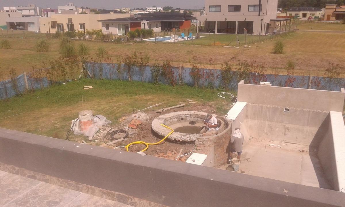casa en santa juana de canning!!! piscina climatizada!!!
