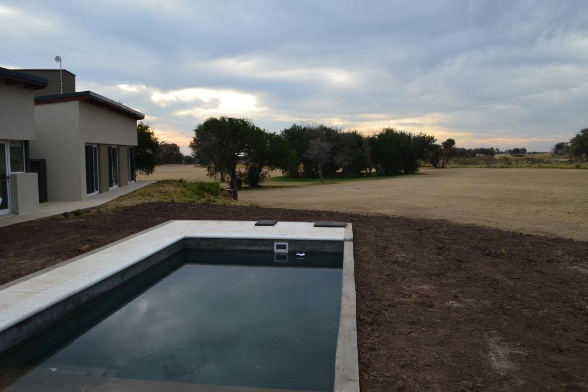 casa en santa maria country&golf en villa larca!