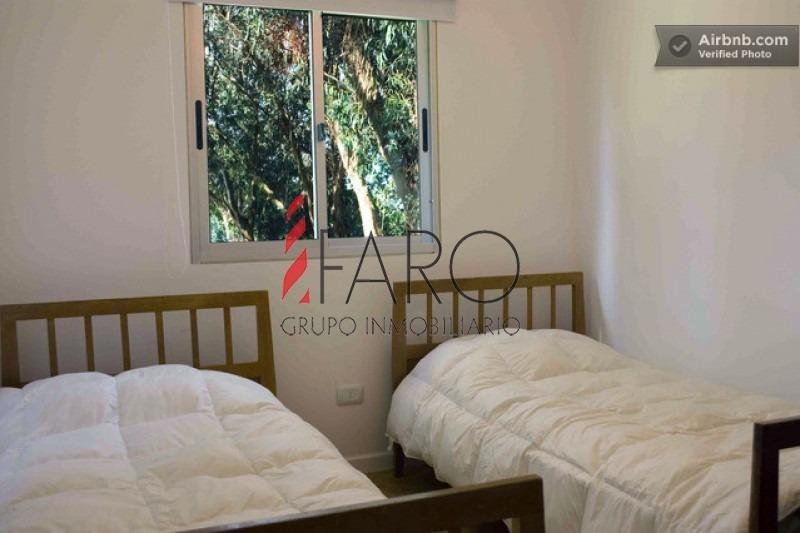 casa en santa monica, 2 dormitorios *-ref:32989