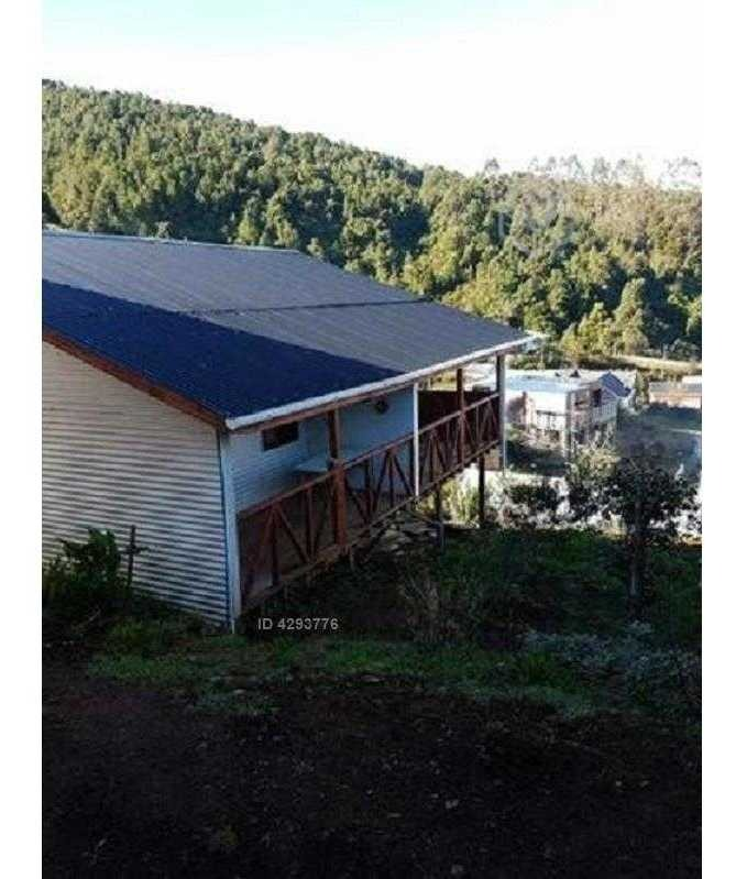 casa en sector de pino huacho