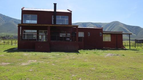 casa en tafi del valle, nueva, para 8 personas. promociones!