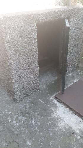 casa en terminación de obra