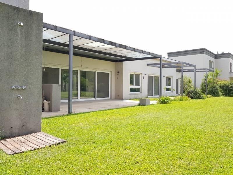 casa en una planta - el recodo - pilar