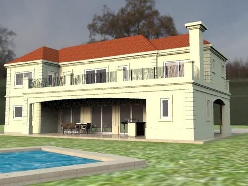 casa en venta 140m2 en horizontes al sur canning financiada