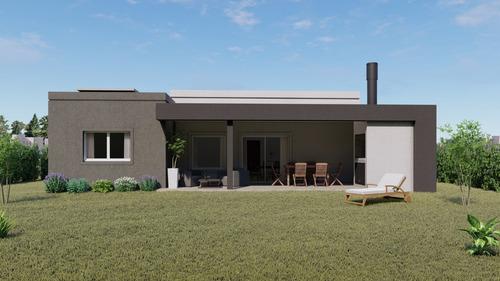 casa en venta 160 m2  las golondrinas frente al lago
