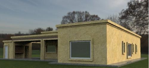 casa en venta 160m2  villalobos financiada