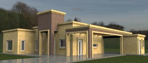 casa en venta 160m2  villalobos frente al lago financiada
