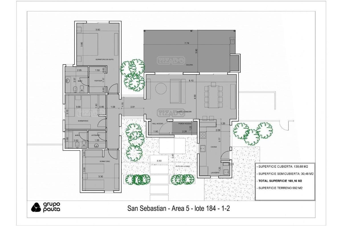 casa  en venta 184 ubicado en san sebastian - area 5, escobar y alrededores