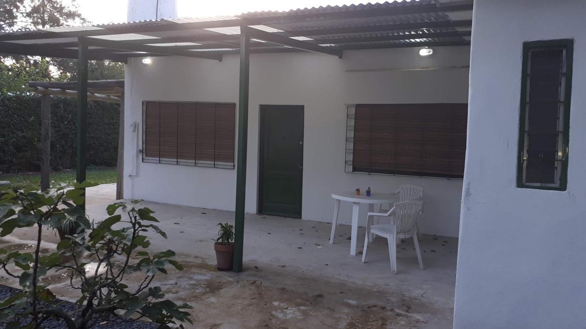 casa en venta :: 2 ambientes :: buen parque :: 522m2