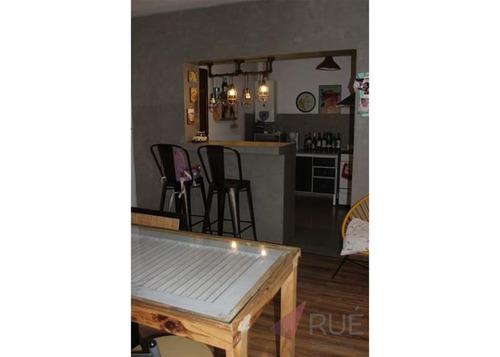 casa en venta 2 dormitorios en b°gral paz | c/jardín | apto crédito