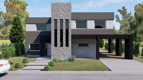 casa en venta 200 m2 en los troncos frente al lago