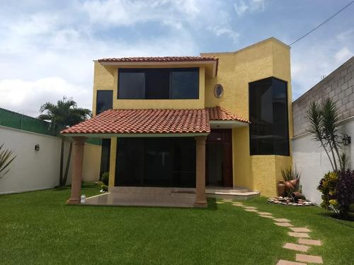 casa en venta 3 recamaras cuautla occ-596