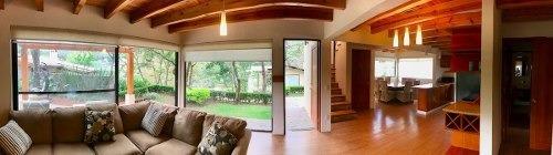 casa en venta, 300 m2, amueblada, en valle de bravo.