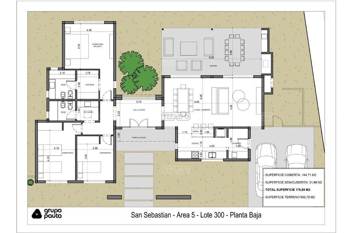 casa  en venta 300 ubicado en san sebastian - area 5, escobar y alrededores