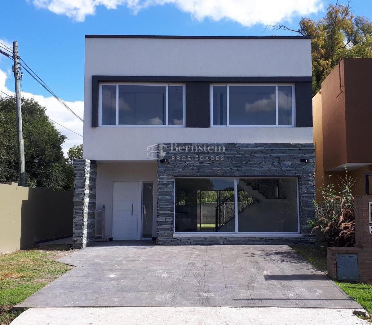 casa en venta :: 4 ambientes :: a estrenar :: 281m2