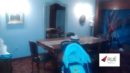 casa en venta 4 dormitorios con pileta a mts. rafael nuñez | cerro de las rosas (z) apto credito