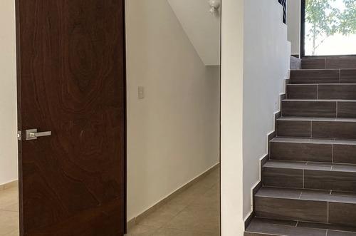 casa en venta 4 recámaras y equipada en cholul, mérida, cerca de altabrisa