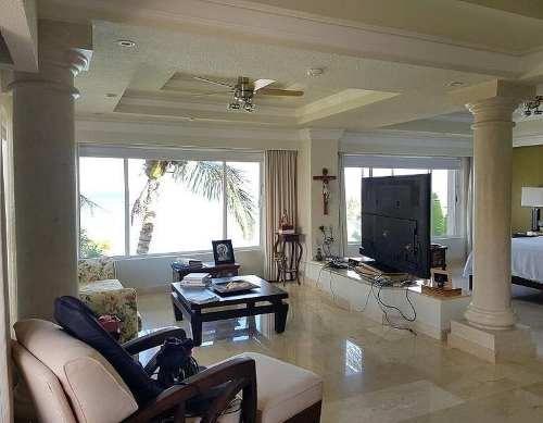 casa en venta 5 recámaras, zona hotelera, cancún.