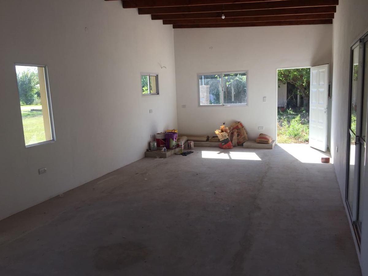 casa en venta a estrenar apta credito- b° semi cerrado santa