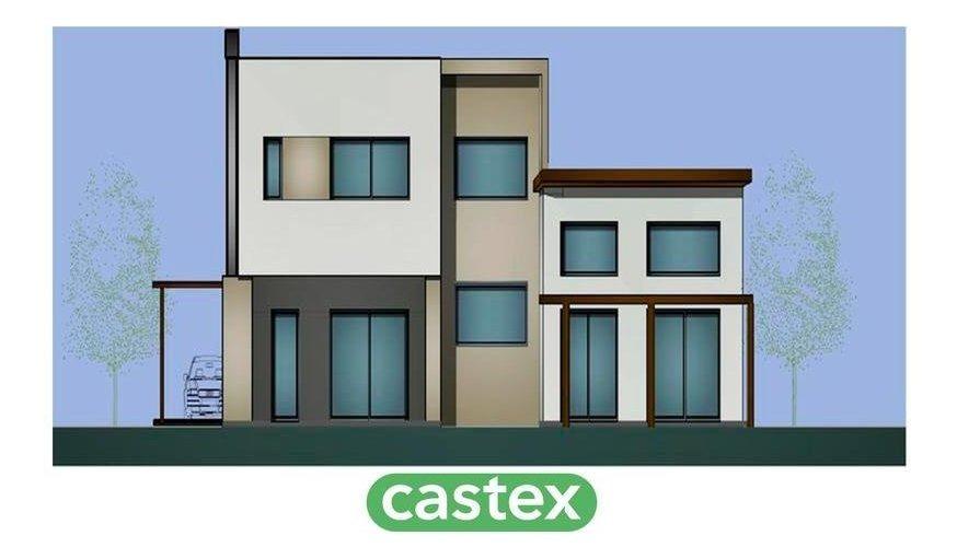 casa en venta a estrenar en barrio privado san matias, escobar