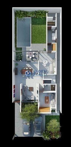 casa en venta a minutos de cabo norte. cv-4499