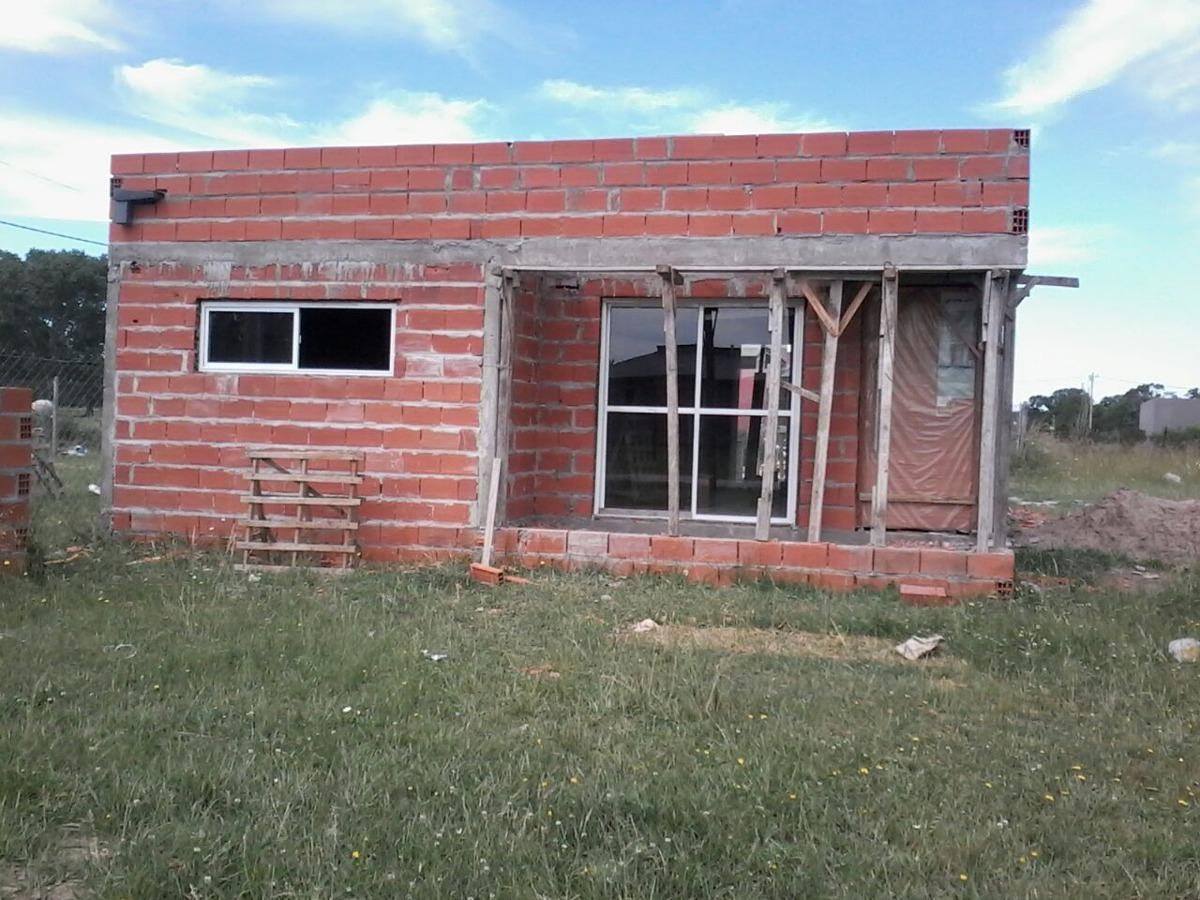 casa en venta a terminar en madariaga