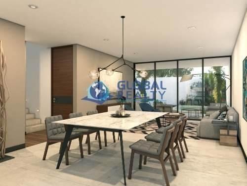 casa en venta al norte de mérida en temozón. cv-4220