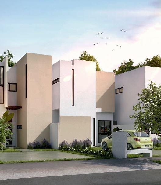 casa en venta al norte de merida, zensia e