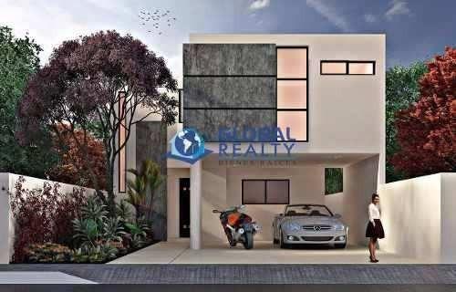 casa en venta al norte de mérida zona cholul-conkal. cv-4589