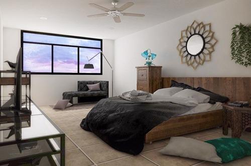 casa en venta al norte de mérida, zona cumbres