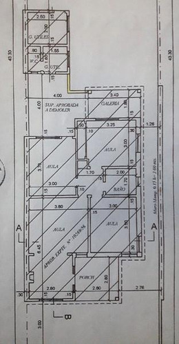 casa en venta apto profesional / españa 800 san miguel / zon. m1