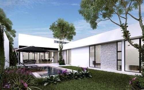 casa en venta arteva, dzityá modelo a