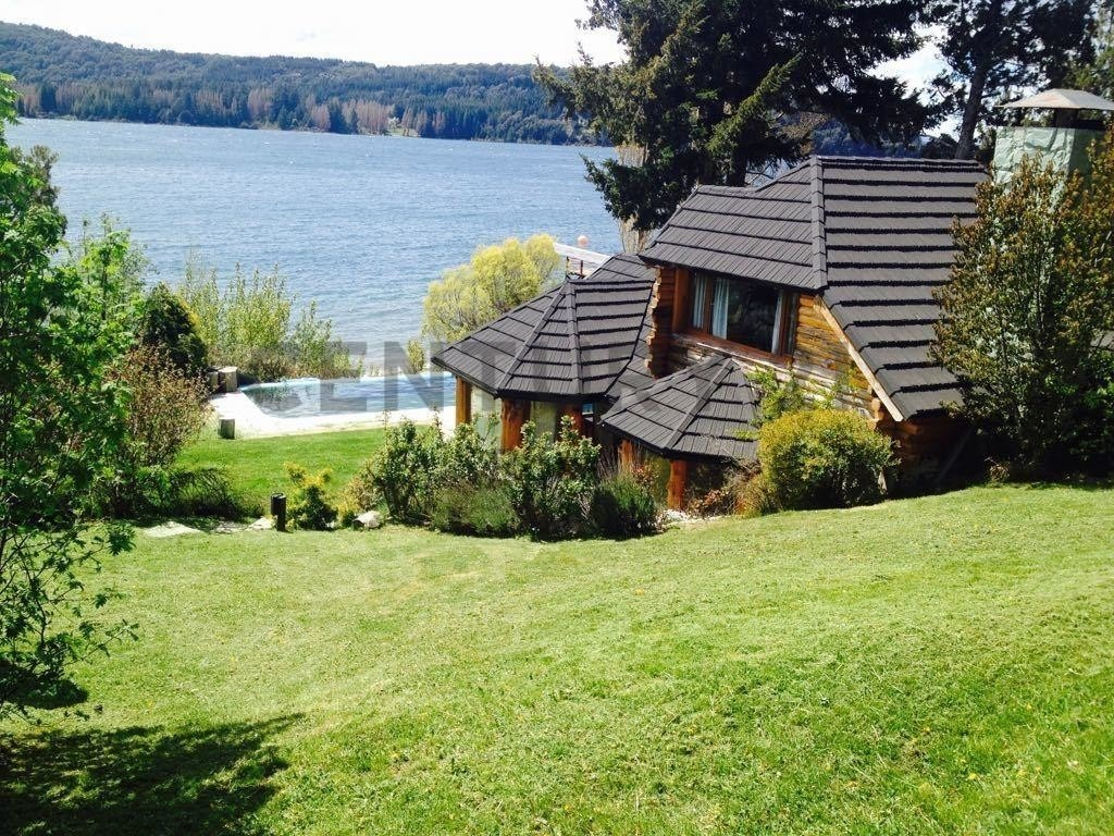 casa en venta bariloche - costa de lago km 13