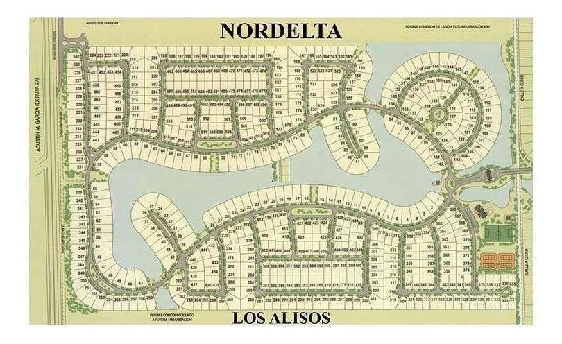 casa en venta barrio alisos nordelta con excelente fondo