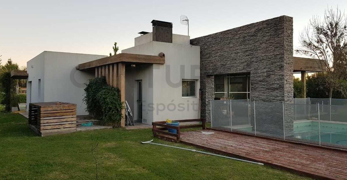 casa en venta - barrio cerrado altos de brandsen, brandsen