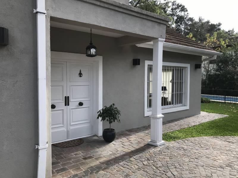 casa en venta barrio la cascada - pilar