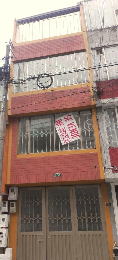 casa en venta bogotá - suba