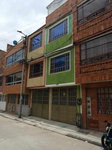 casa en venta bosa brasilia 3x12 m2 3 pisos