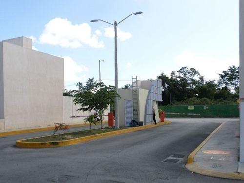 casa en venta cancun poniente fraccionamiento privado