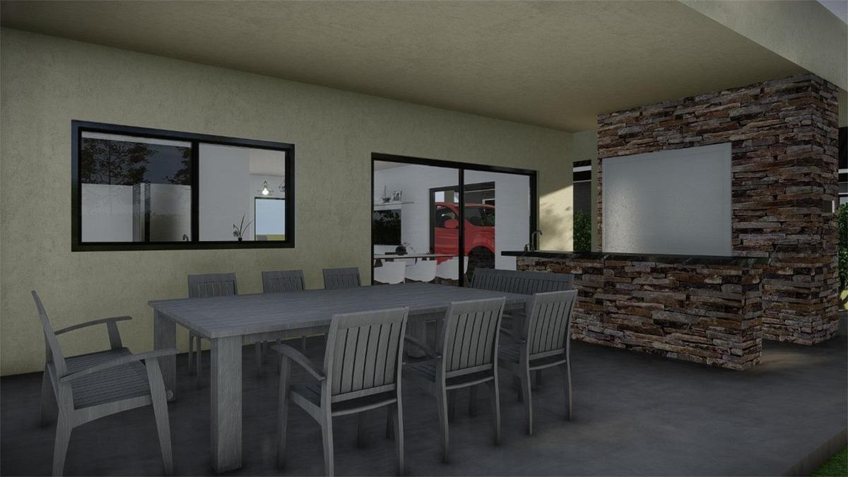 casa en venta canning 5  amb. en barrio horizontes al sur