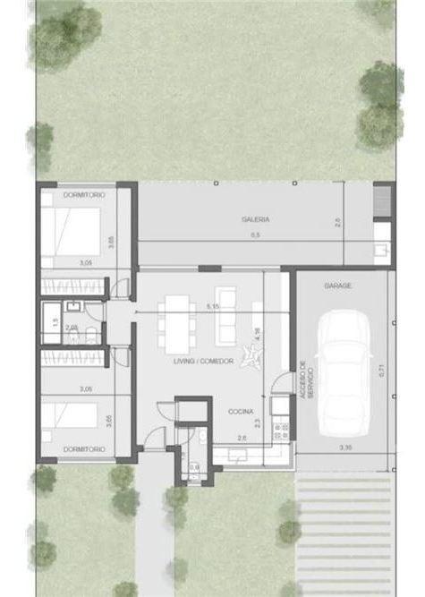 casa en venta capilla del señor 3 ambientes