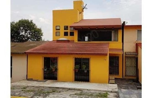 casa en venta cerca de hospital ángeles del pedregal fraccionamiento privado magdalena contreras