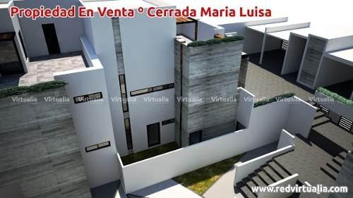 casa en venta cerrada maria luisa, chihuahua