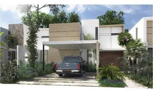 casa en venta, cholul, cerca de plaza uptown. cv-5260