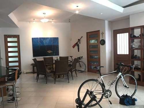 casa en venta - club de golf las misiones - santiago, nl